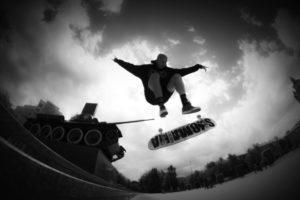 heelflip by Dima
