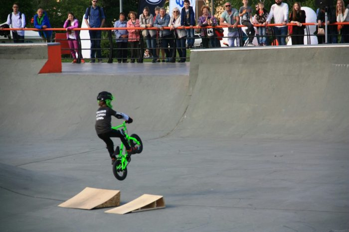 Little bmx-rider 2