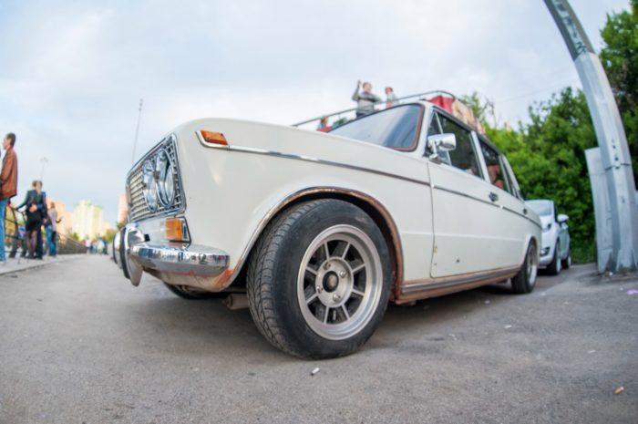 Lada 2106 on Xchemp59
